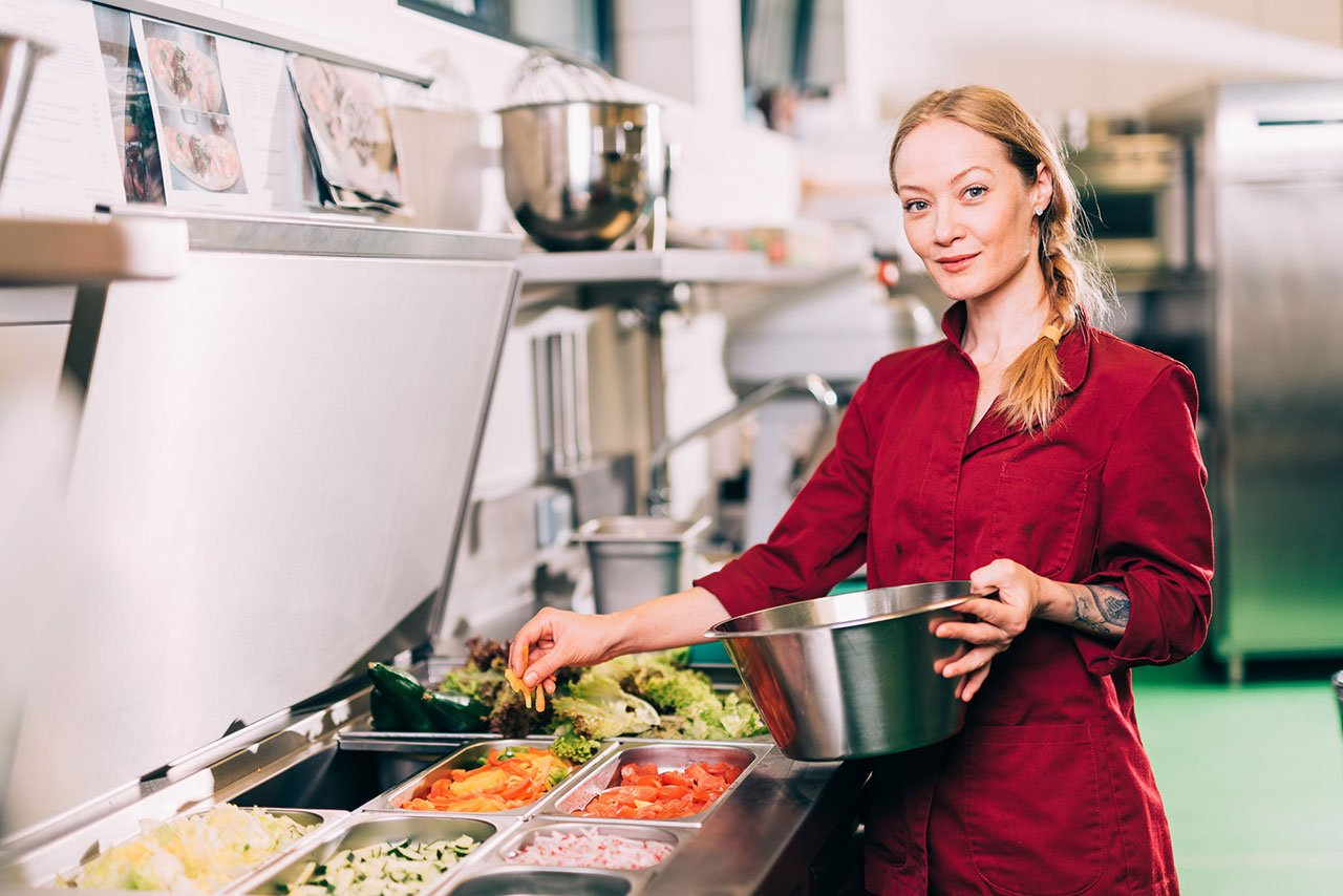 Christina Novatin (Küche) ©Gert Perauer