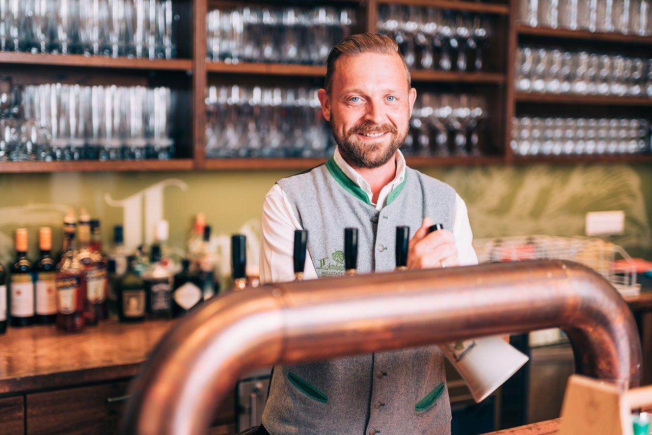 Daniel Groß (Restaurantleiter) ©Gert Perauer