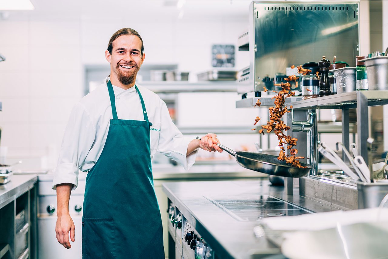 Gilbert Kohlhuber (Küchenchef) ©Gert Perauer